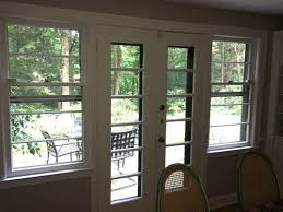 Exterior French Doors And The Double Hung Windows To My Terrace But Want Keep Some Of Traditional Formality Dining Room