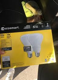 ecosmart light bulbs tools machinery in las vegas nv offerup