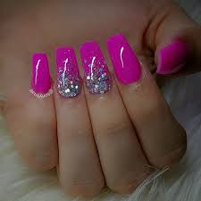 pink nails design 25 trending pink nails ideas on pinterest pink