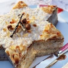 recette de dessert pour noel gâteau noisettes amandes cuisine plurielles fr