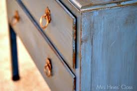 Americana Decor Creme Wax Deep Brown by It Was Just Right The Tale Of A Furniture Makeover Mrs Hines