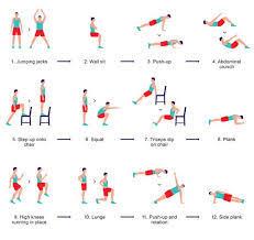 programme musculation a la maison 28 images programme de