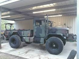 100 Deuce And A Half Truck BangShiftcom This Bobbed M35a Wont Fit In Your