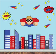 Baby Wall Decals South Africa by Superhero Wall Decals Roselawnlutheran