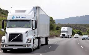 100 Fuel Trucks Truck Platoons Can Save Fuel And Combat A Rising Shortage Of