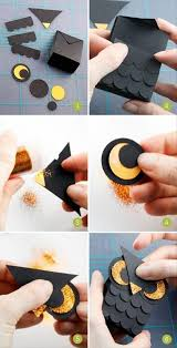 Diy Halloween Decorations Pinterest by 25 Unique Halloween Paper Crafts Ideas On Pinterest Diy