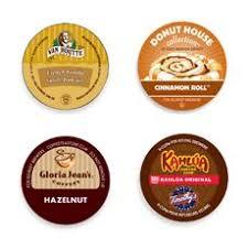 K CupR Flavored Coffee For KeurigR Brewers