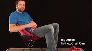 Big Agnes Helinox Chair One Camp Chair by Big Agnes Helinox Chair One