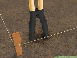 3 ways to build a pole barn wikihow
