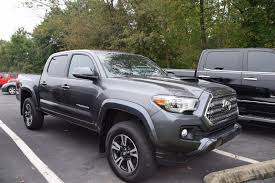 100 Trd Truck Used 2017 Toyota Tacoma TRD For Sale In Montgomeryville VIN