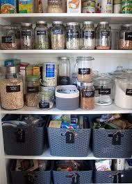 How We Organized Our Small Kitchen Pantry Kitchen Treaty
