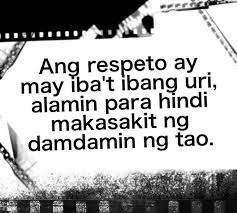 12 Best Tagalog Quotes Images On Pinterest