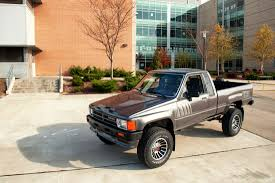 1987 Toyota SR5 Truck - Washburn Classic Car And Truck Restorations ... New For 2015 Toyota Trucks Suvs And Vans Jd Power Think Small The Future Of The Compact Pickup Photo Image Gallery Listing All Cars 2009 Toyota Tacoma Mk5 Toyota Hilux Mini Truck Custom Mini Trucks A Little Too Small Imgur Best Slide In Camper Tacoma Exploring Camper Truck 1993 Pickup Pinterest 4x4 Wicked Sounding Lifted 427 Alinum Smallblock V8 Racing To Drop Regularcab Tacoma As Pickups Take Another Hit Ford Ranger Car 2018