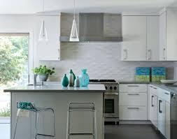 horizontal tile backsplash variety of awesome kitchen design ideas