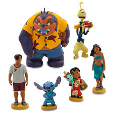 Lilo And Stitch Halloween by Lilo U0026 Stitch Figure Play Set Shopdisney