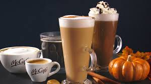 Mcdonalds Pumpkin Spice Latte Ingredients by Mcdonald U0027s Canada Pours 1 Specialty Coffee Through October 8