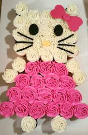 Best Birthday Pull Apart Cupcake Cakes Simple Creative Cake Inspiration For A