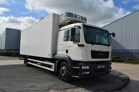 Refrigerated Trucks For Sale From MV Commercial | MV Commercial