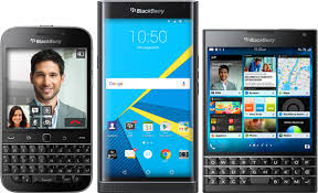 BlackBerry Android OS Update PRIV Update United States