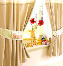 Kitchen Curtain Ideas For Large Windows by Furniture Ravishing Kitchen Curtains Modern Curtain Ideas Styles