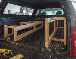 100 Building A Truck Camper Setup Tips For Your Shell Conversion