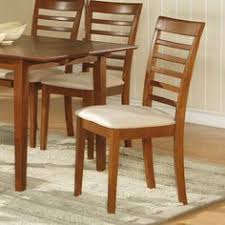 Wayfair Dining Room Side Chairs by Inroom Designs Mission Back Side Chair U0026 Reviews Wayfair