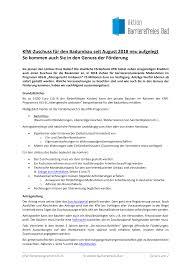 kfw zuschuss für den badumbau seit august 2018 neu aufgelegt