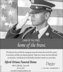 Day Siferd Orians Funeral Home Lima OH