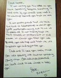 These Heartfelt Letters Written By Parents And Mentors Supporting