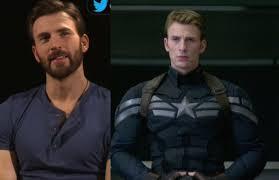 Chris Evans Says Goodbye To His Beard For Captain America Civil War