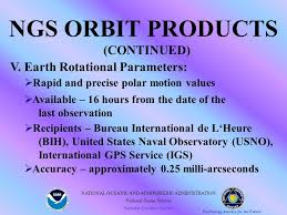 ngs gps orbit determination positioning america for the future
