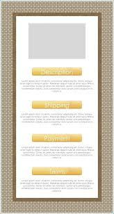 Fresh HTML Ebay Template Generator Auction