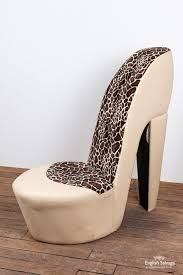 Cream Giraffe Print Stiletto Shoe Chair High Heels On A Chair Stock Image Image Of Model People Heel Chair Sculpture By Highheelsart Deviantart Best Master Fniture Leather Shoe Lounge Blue Collection Leather Highheel Embellished Sandals Shoebidoo Heels Boutique Giaro Aster Kids Shoes Canissa Sandals Springsummer Foot With On Black Stock Photo Sabin Rincon Kolnoo Womens Handmade Puppy Crocriss Flower Peeptoe New Fashion Party Prom Xd433 6900 Faux Crystal Studs Silver