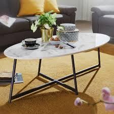 home furniture diy couchtisch vivi weiss stahl sofa