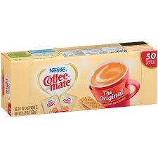 Coffee Mate Creamer Original 50 Ct