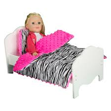 Badger Basket Doll Bed by Teamson Kids Little Princess Doll Double Bunk Bed Hayneedle