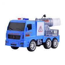 High Quality Trunk Toy Blue Mini Sensor Truck Spray Water Car Model ...