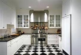 black white checkerboard kitchen floor and vinyl tiles mat