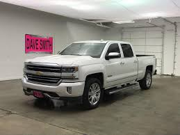 Used 2017 Chevrolet Silverado 1500 High Country Crew Cab Short Box ...