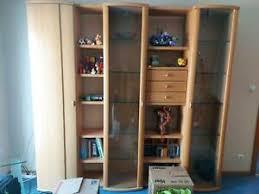 wohnwand wohnzimmer in porta westfalica ebay kleinanzeigen