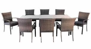 Gloster Outdoor Furniture Australia by Gloster Casual Dining Setting