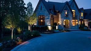 outdoor landscape lighting hardscape path lighting deck lighting