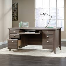 shoal creek executive desk 418656 sauder