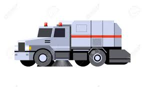 Minimalistic Icon City Sweeper Truck Front Side View. Street ... 1992 Intertional 4600 Street Sweeper Truck Item I4371 A Cleaning Mtains Roads In Dtown Seattle Howo H3 Street Sweeper Powertrac Building A Better Future Friction Powered Truck Fun Little Toys China Dofeng 42 Roadstreet Truckroad Machine Global Environmental Purpose Built Mechanical Sweepers Passes Front Of The Grand Palace Bangkok 1993 Ford Cf7000 At9246 Sold Know Two Different Types For Sale Or Rent Welcome To City Columbia