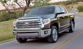100 Tundra Trucks For Sale Toyota Expects Sales Increase But Doesnt Expect To Catch