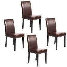 FDW Dining Chairs Dining Room Chairs Parsons Chair Kitchen Chairs Set Of 4  Dining Chairs Side Chairs For Home Kitchen Living Room, Brown Miami Direct Fniture Different Colored Chairs Wooden Casual Ding Pattern Coavas Set Of 4 Kitchen Assemble All In 5 Minutes Fabric Cushion Side With Sturdy Metal Legs For Home Living Room Arne Chair Knock Off No Sew Blesser House Buy Colibroxset 2 Upholstered Cheap Ding Chairs 93 Products Graysonline How To Mix And Match Like A Boss 28 Pairs Kukio By Bbara Barry 3340 Baker Curtis 2pack Curlew Secohand Marquees Trade Sales Wrought Four Navy Spaces Padded Leather Round Armchairs