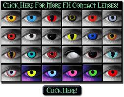 Halloween Contacts Cheap No Prescription by Fx Contact Lenses Costume Theatrical Special Effects Contacts