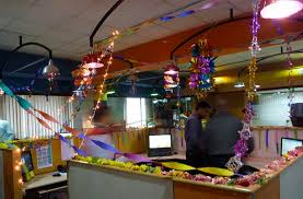 Cubicle Decoration Themes India by Diwali Decorations Ideas For Office And Home Cathy