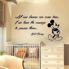 Wall Decal Disney Ideas Mickey Mouse Canvas Art Framed