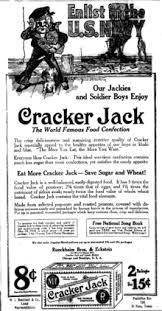 cracker jack wikipedia